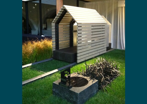 Unusual dog houses win seattle barkitecture design contest for Architecture and design dog house