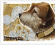 Owney Postal Dog stamp