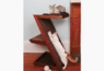 zen modern cat scratcher