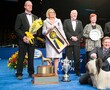 Charlie the Skye Terrier wins Best in Show
